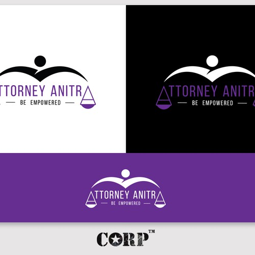 Runner-up design by Corp™