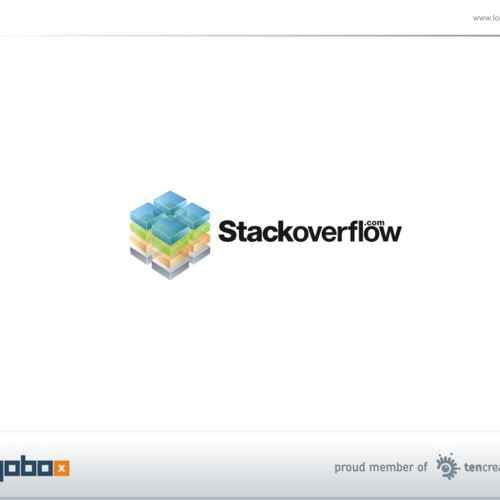 logo for stackoverflow.com Design by ulahts