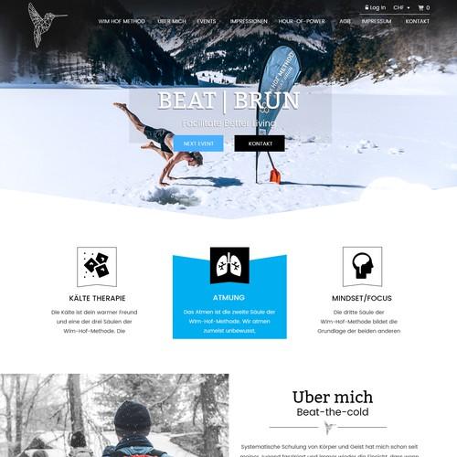 Runner-up design by Vortex Global