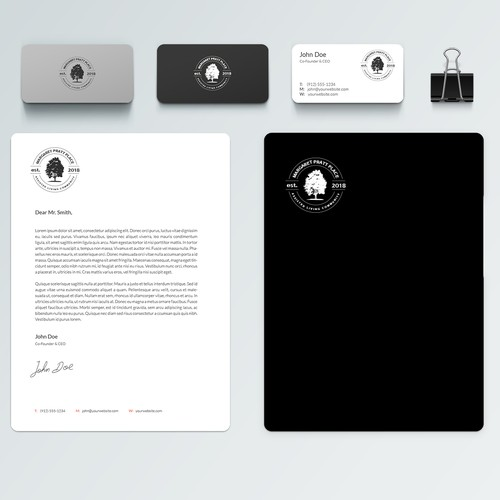 Runner-up design by Concepts Media