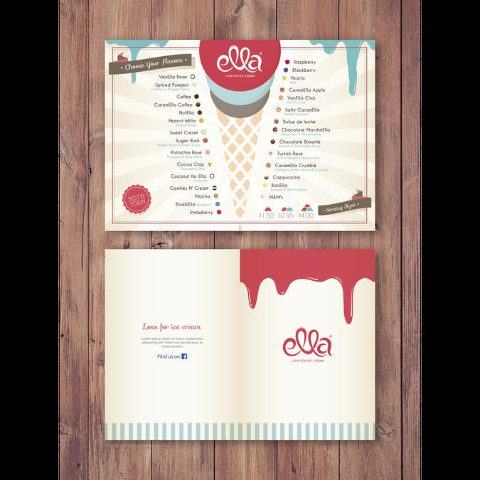 Design gagnant de Illustira