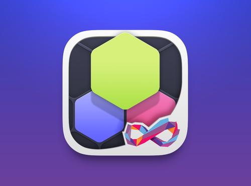 icon or button design in  - 2