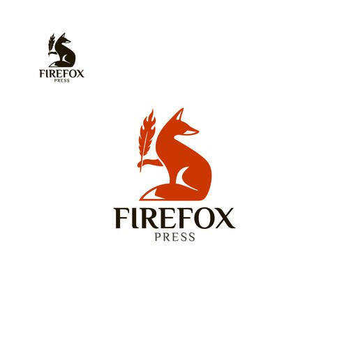 Create a fierce fox logo for Firefox Press! | concurso Logotipos