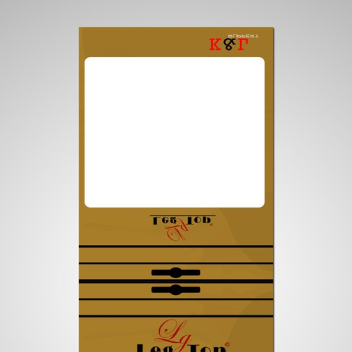 Design finalista por ND Dian