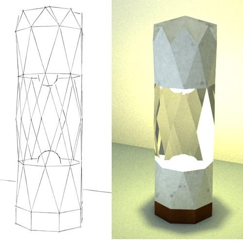 Design finalista por DuDess & DuDe