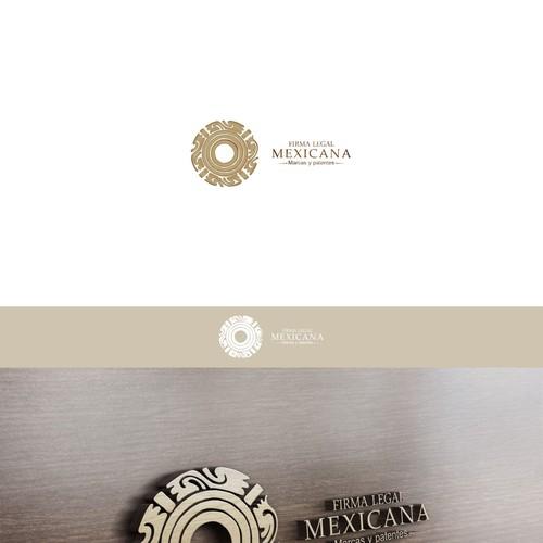 Runner-up design by Victor Guerrero
