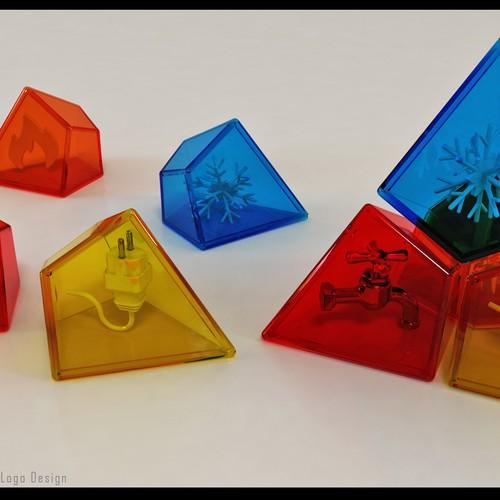 Runner-up design by 3D Mind