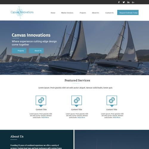 Design finalista por WebFlux_Solutions