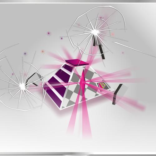 Ontwerp van finalist Daniel-designs