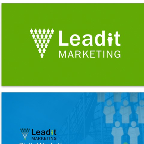 B2B digital marketing agency needs a cool and fresh new ppt