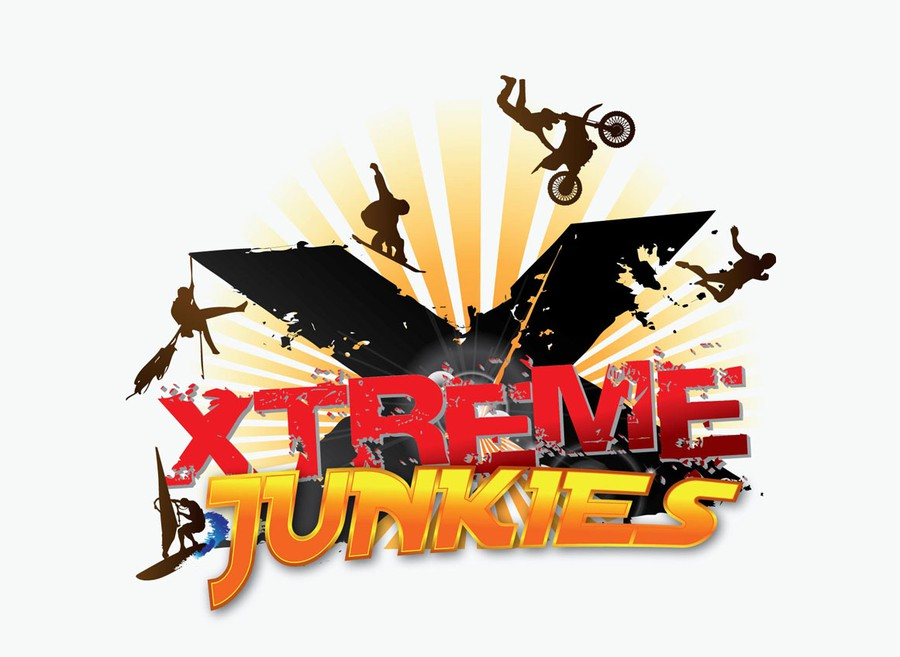 xtreme sweepstakes help xtreme junkies with a new logo logo design contest 8879