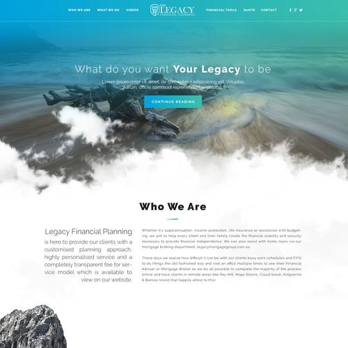 Design finalista por Get Nice Logo™
