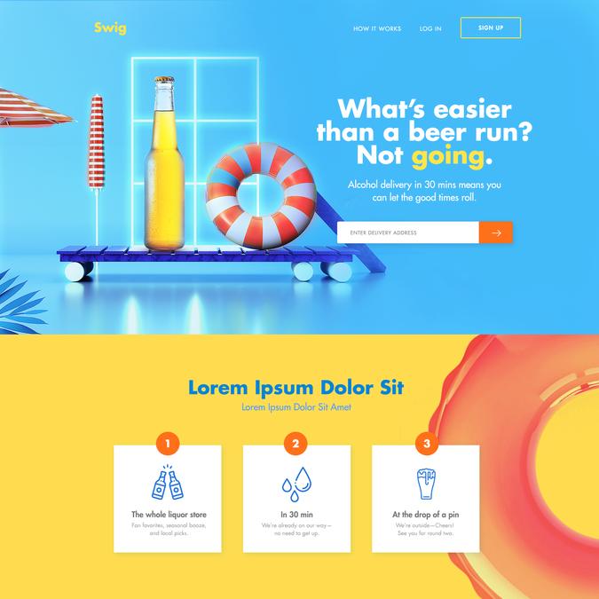 Winning design by vyncadq