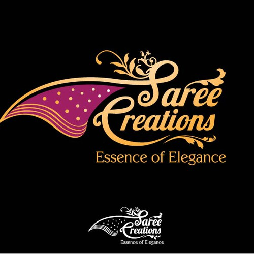 New logo wanted for Saree Creations | Logo design contest