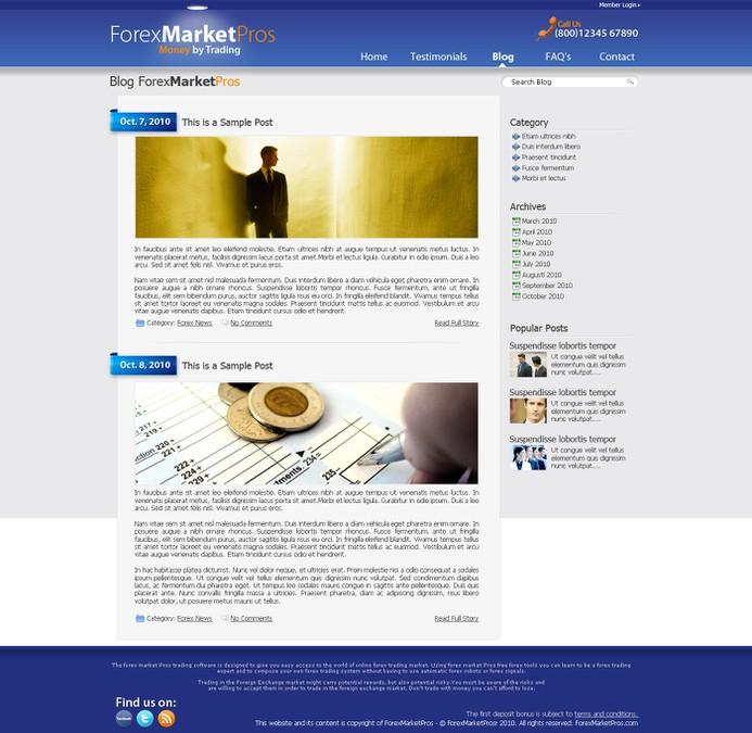 Design gagnant de maxpro
