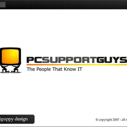 Design finalista por intrepidguppy