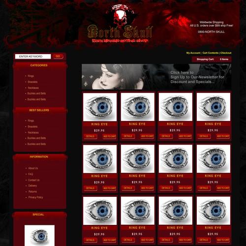 Design finalista por eyedsign
