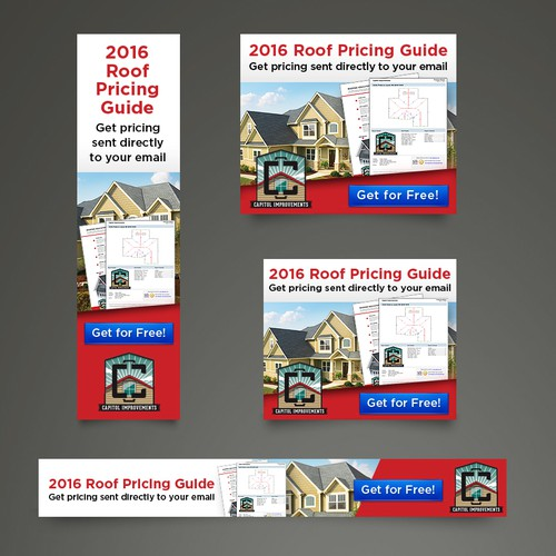 2016 Roofing Guide 2 Winners Picked Banner Ad Contest