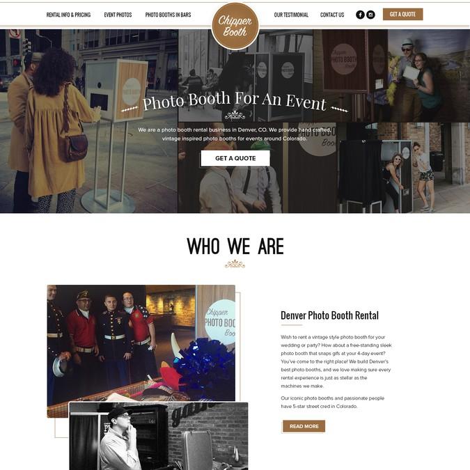 Design vencedor por Kreativeclass