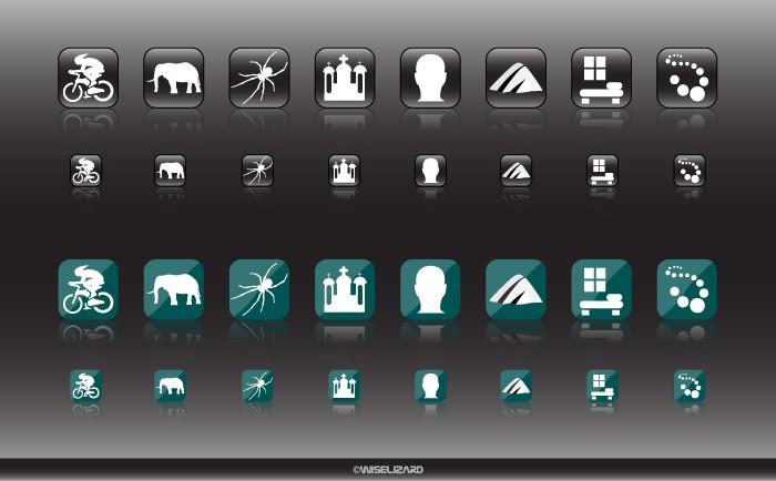 Gewinner-Design von WizeLizard