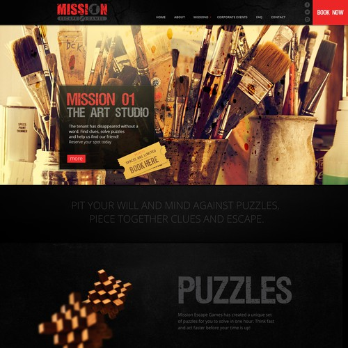 Ontwerp van finalist Skiasca