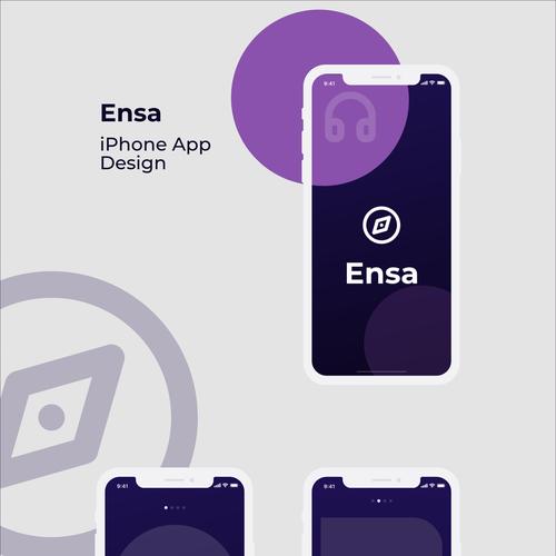 Runner-up design by NessDesign