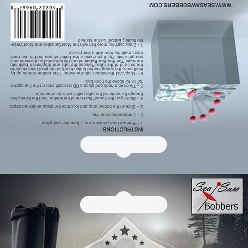 Runner-up design by Alex De Lilla