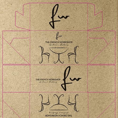Runner-up design by Bracalone