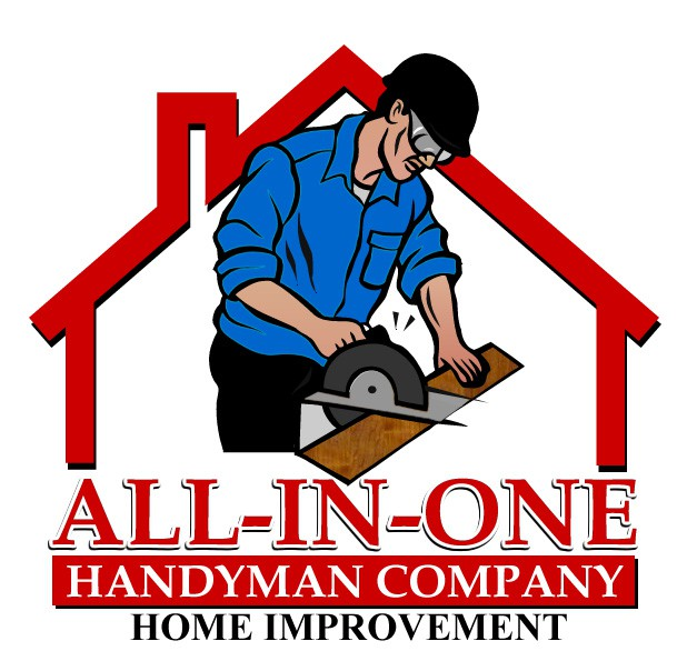 Help All In One Handyman Company Home Improvement With A New Logo