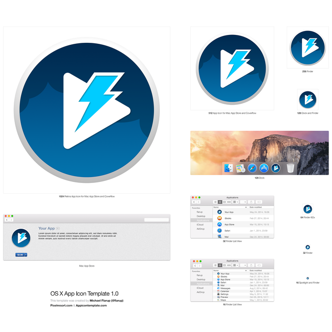 Video Encoding App for the Mac Store | Icon or button contest