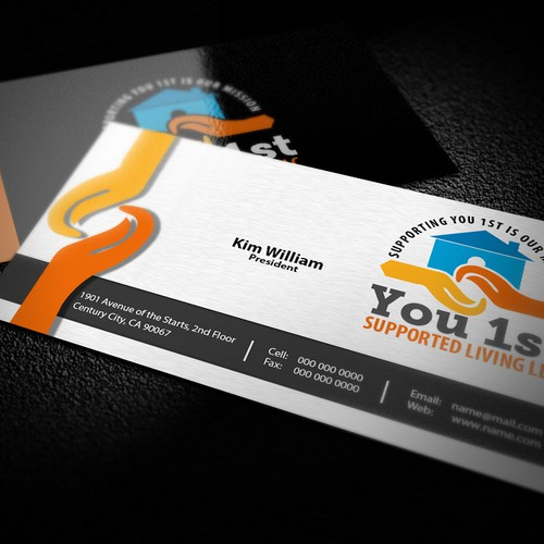 Runner-up design by Miran™