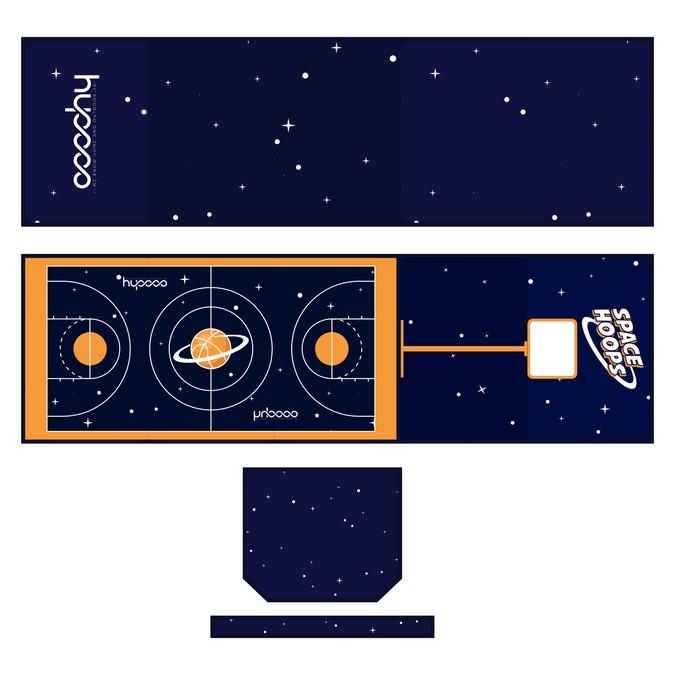 Diseño ganador de Russell C.