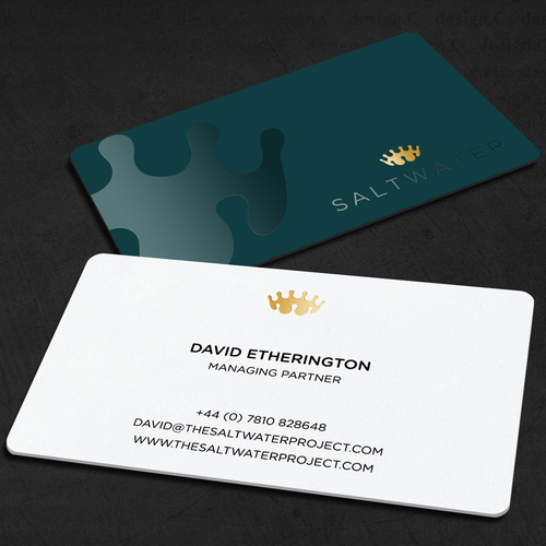 Inspiring Business Card Contests 99designs