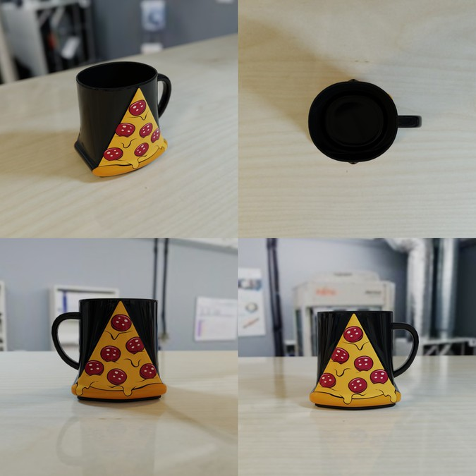 Diseño ganador de toasto