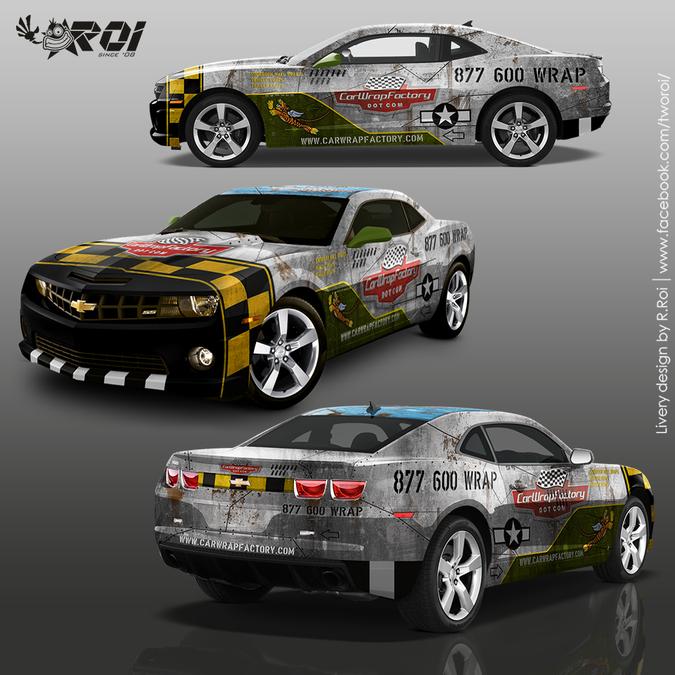 Design vencedor por R.Roi