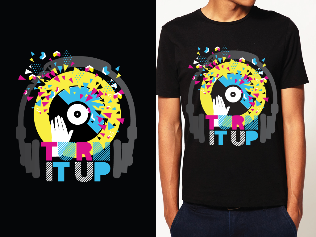 T-Shirt Design by Eday Inc.