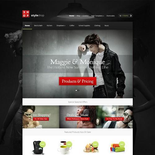 Design finalista por MediWebDesigner