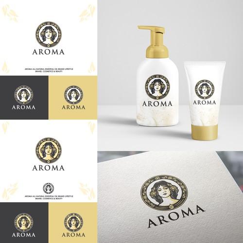 Design A Logo For Our New Essential Oil Brand Aroma Logo Design Contest 99designs