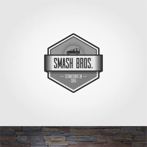 create a vintage established in logo for smash it logo design contest 99designs create a vintage established in logo