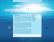 Web page design by Captain Morgan