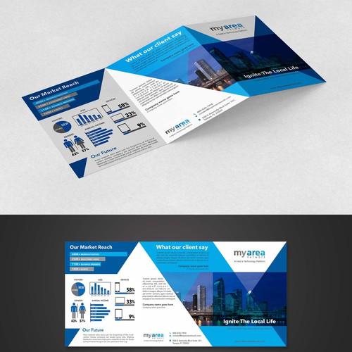 Diseño finalista de Brandwidth