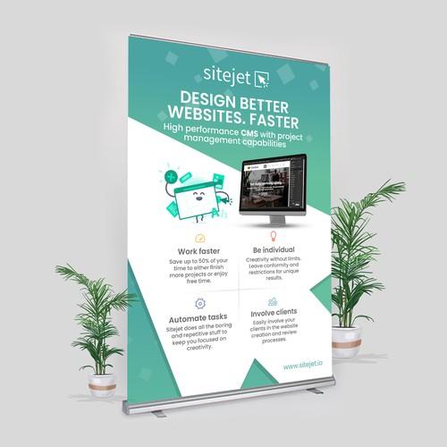 Diseño finalista de Creative AAA