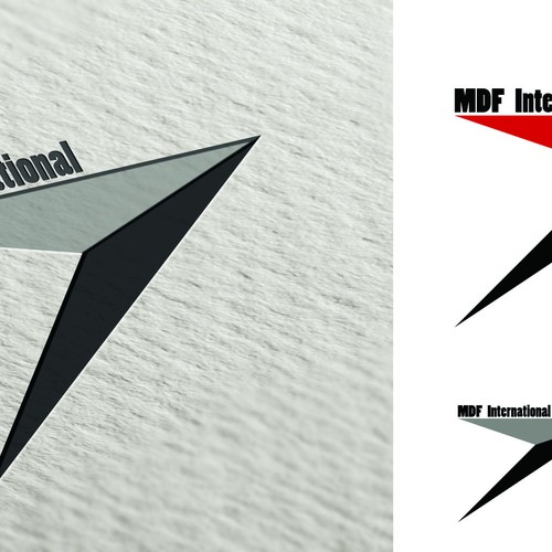 Runner-up design by asweare