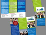 Brochure design by am_a