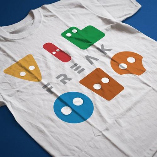 The 2016 Hollywood Fringe Festival T-Shirt Design by Aldo.44