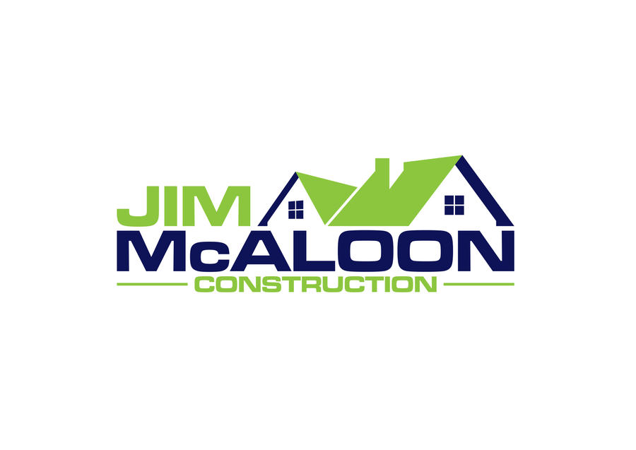 Create A Cutting Edge Logo To Show Jim Mcaloon Construction Is The