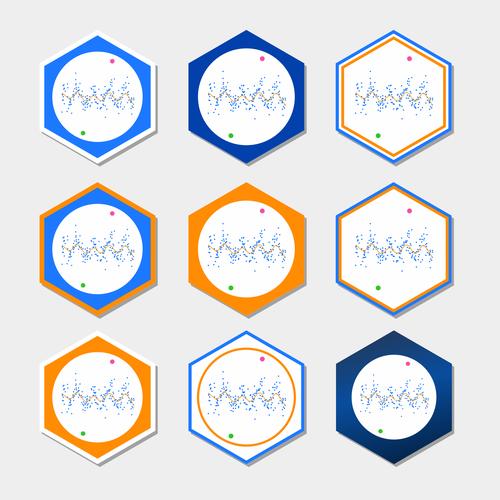 Runner-up design by sevenlines