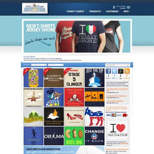 Diseño finalista de Let's Browse