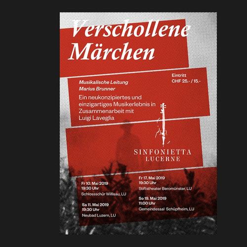Runner-up design by federica campochiaro
