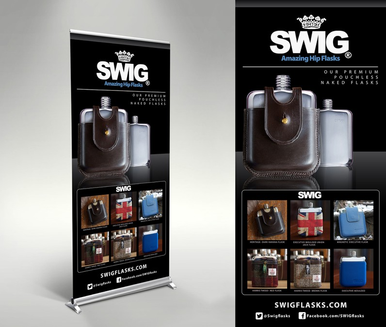 Winning design by FOX brandcreator
